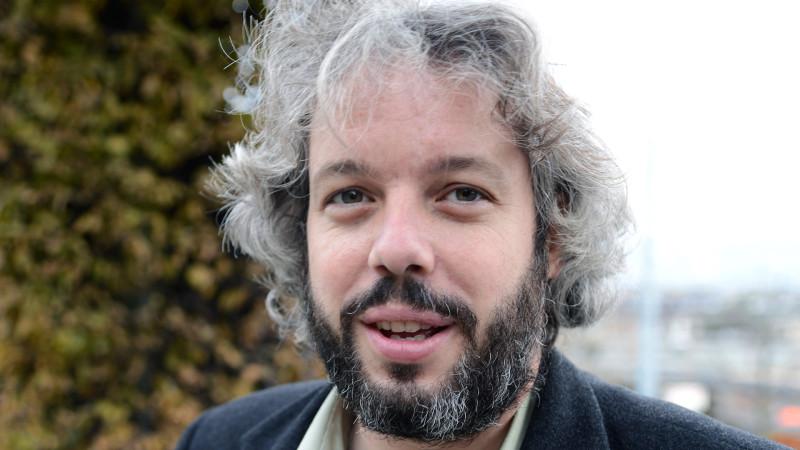 Pascal Fessard (1976-2016) créateur et chroniqueur de cath.ch (photo DR)