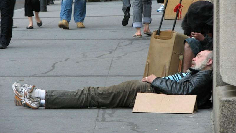 """Des millions de personnes dans le monde vivent dans une pauvreté extrême (Photo d'illustration:drocpsu/Flickr/<a href=""""https://creativecommons.org/licenses/by-nc/2.0/legalcode"""" target=""""_blank"""">CC BY-NC 2.0</a>)"""