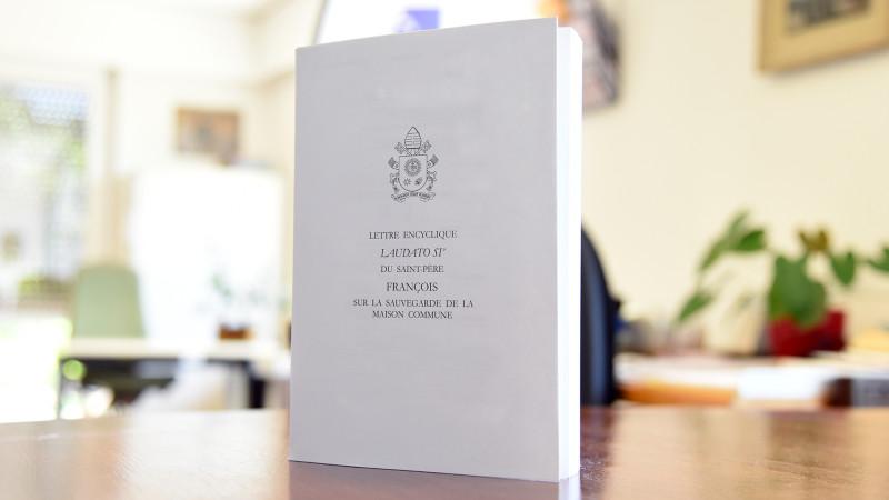 La traduction de l'encyclique du pape en ourdou devrait être achevée en octobre 2015 (Photo: Pierre Pistoletti)