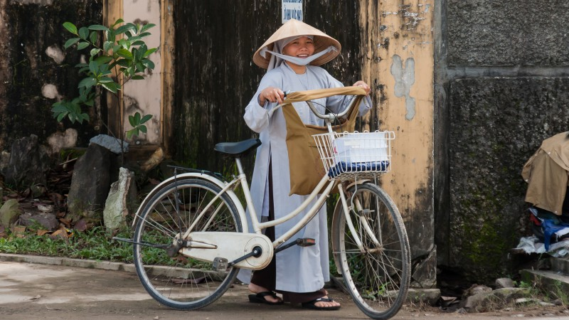 "Les vocations religieuses au Vietnam sont nombreuses. (Photo:uwe Aranas/<a href=""https://creativecommons.org/licenses/by-sa/3.0/legalcode"" target=""_blank"">CC BY-SA 3.0</a>)"