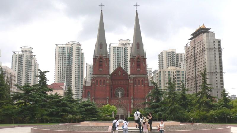 Les églises restent dans le collimateur du pouvoir chinois (Photo:  Wikimedia commons Heurik CC BY-SA 2.0 DE)
