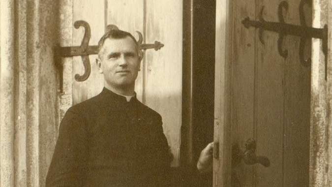 Le Père Josef Toufar  mourut en 1950 sous la torture de la police secrète  communiste tchécoslovaque (photo: DR archives)