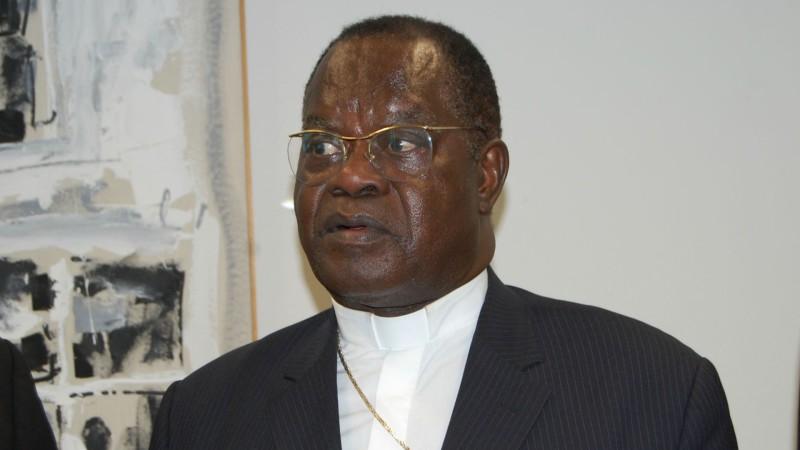 Cardinal Laurent Monsengwo Pasinya, archevêque de Kinshasa | © Jacques Berset