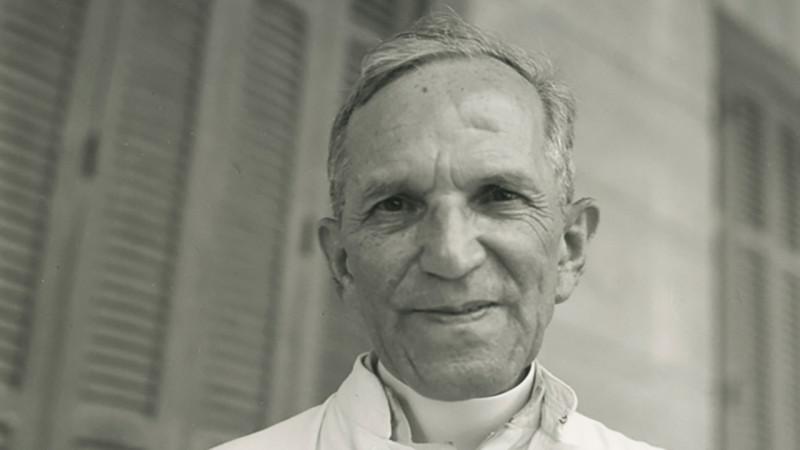 """Pour le pape Paul VI, Maurice Zundel était """"un génie mystique"""" (Photo: Fondation Maurice Zundel)"""