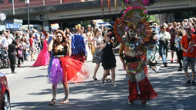 Juin 2015, une gay-pride organisée aux Philippines pour célébrer la légalisation du mariage homosexuel aux Etats-Unis. (photo: Flickr/GGAADD/CC BY-SA 2.0)