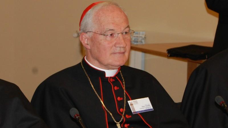 Le cardinal Marc Ouellet, préfet de la Congrégation pour les évêques (Photo:  Jacques Berset)