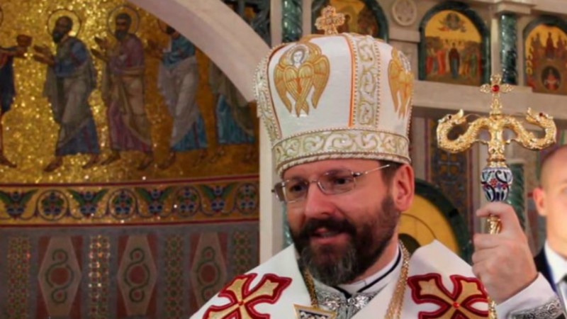 Mgr Sviatoslav Chevtchouk, chef de l'Eglise gréco-catholique d'Ukraine (Photo: news.ugcc.ua)