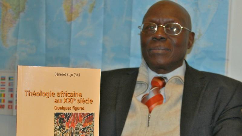 Professeur Bénézet Bujo, spécialiste de la théologie africaine (Photo: Jacques Berset)