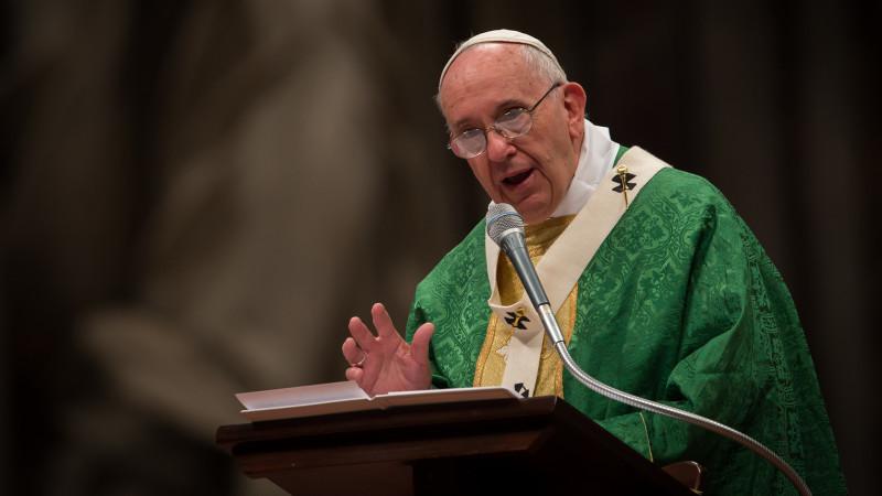 """""""Soyez des pasteurs et non des fonctionnaires"""", a lancé le pape à l'assistance. (Photo: flickr/catholicism/<a href=""""https://creativecommons.org/licenses/by-nc-sa/2.0/legalcode""""  BY-NC-SA 2.0</a>)"""