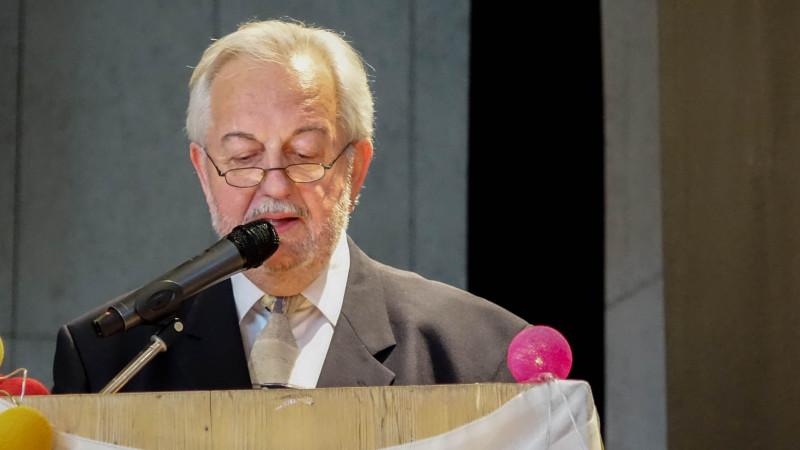 Bernard Tétard, délégué  à l'intégration du canton de Fribourg  (photo Maurice Page)