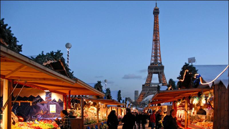 Le ciel bleu de Paris (Photo: Flickr/Jean-Pierre Dalbéra/CC BY 2.0)