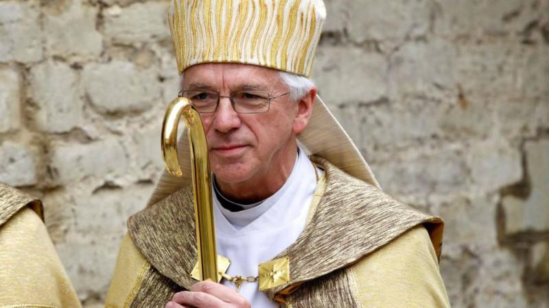 Mgr Joseph De Kesel, primat de Belgique,  archevêque de Malines-Bruxelles (Photo: rtbf.be)