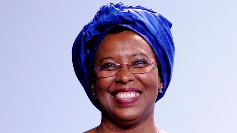 """Marguerite Barankitse, l'""""ange du Burundi"""" (Photo: mporeburundi.org)"""