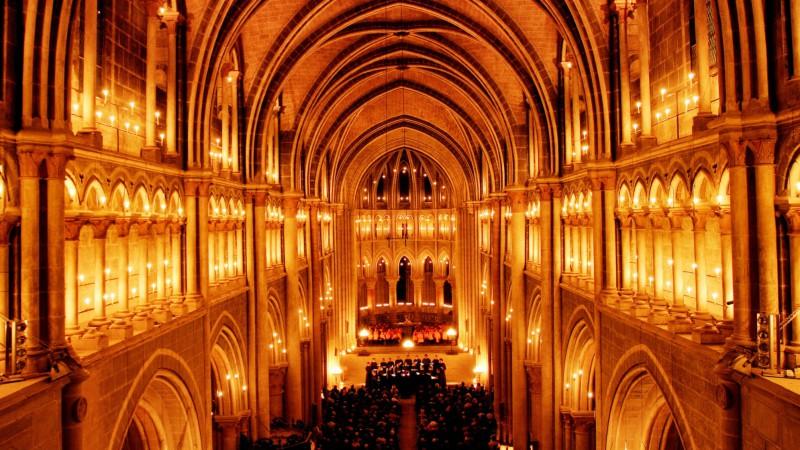 La compagnie Kalalumen illuminera la cathédrale de Lausanne | ©François Vittoz