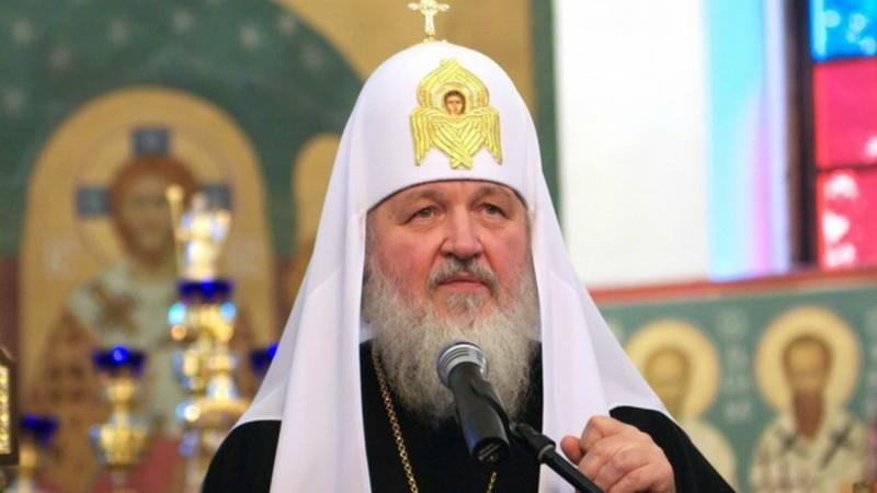 Cyrille Ier, chef de l'Eglise orthodoxe russe (Photo:  Patriarcat de Moscou)