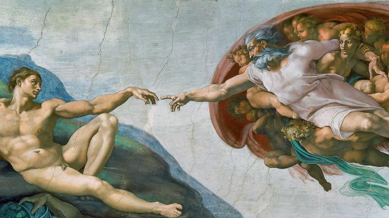 Pour les créationnistes, les espèces sont restées inchangées depuis leur création par Dieu