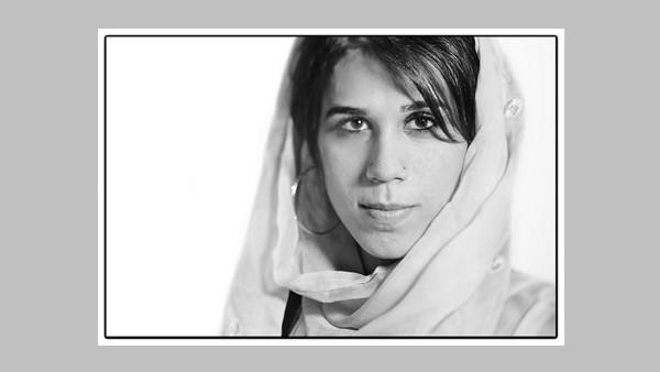 """""""Face à elle"""" portraits de femmes musulmanes de Genève, exposition de Denis Ponté (photo: service de presse)"""