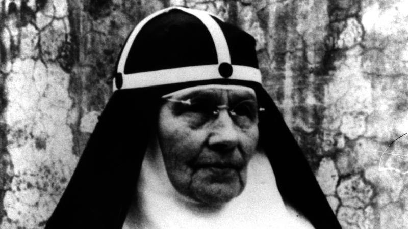 La religieuse suédoise Marie-Elisabeth Hesselblad