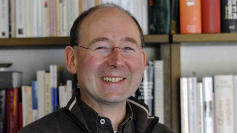 Le vicaire général du diocèse de Sion, Pierre-Yves Maillard (Photo: Pierre Pistoletti)