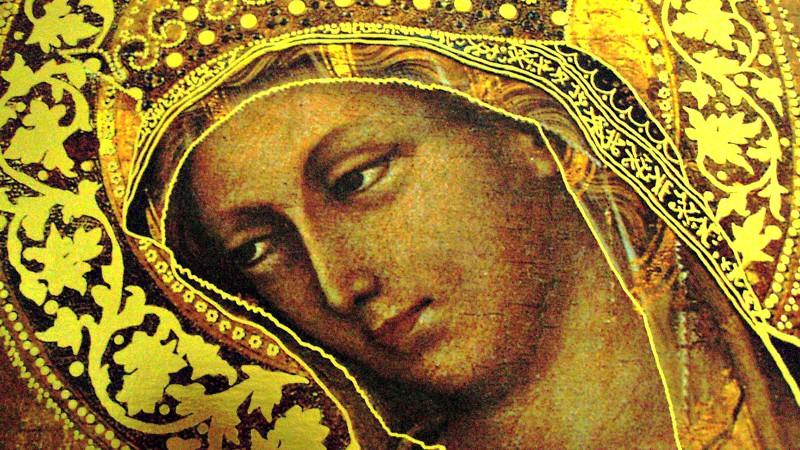 "La Vierge Marie, ""mère de la miséricorde"" (Photo:Jun Acullador/Flickr/CC BY-ND 2.0)"