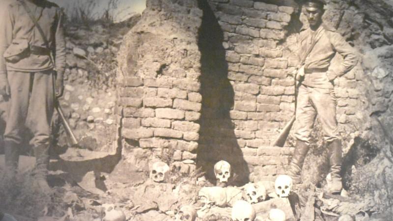 Erevan  Musée-Institut du Génocide des Arméniens (Photo: Jacques Berset)