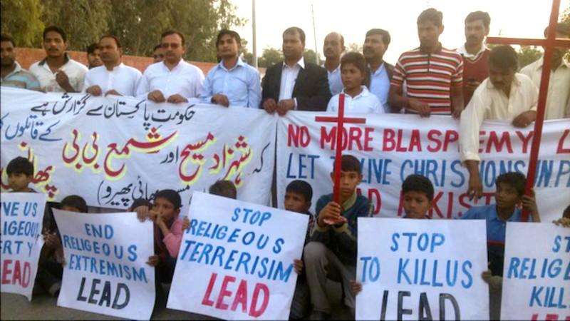 Les chrétiens sont régulièrement la cible des islamistes au Pakistan (Photo: leadfamily.blogspot.ch)