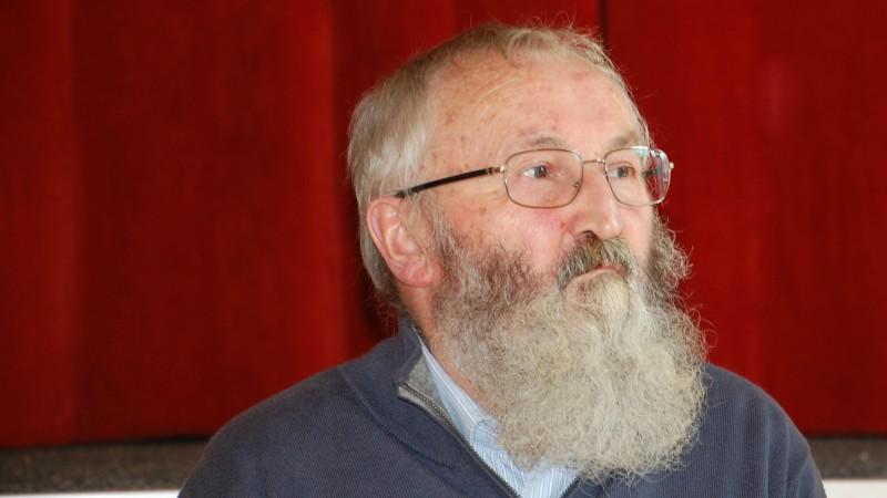 Le laïc orthodoxe fribourgeois Noël Ruffieux (Photo:Jacques Berset)