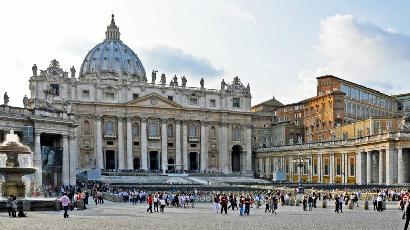 "Cité du Vatican. (Photo: Flickr/Dennis Jarvis/<a href=""https://creativecommons.org/licenses/by-sa/2.0/legalcode"" target=""_blank"">CC BY-SA 2.0</a>)"