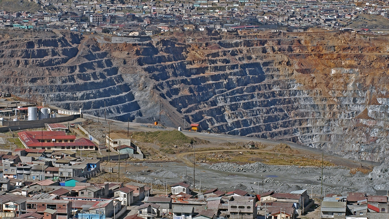 Amérique latine : Les compagnies minières accusées de ...