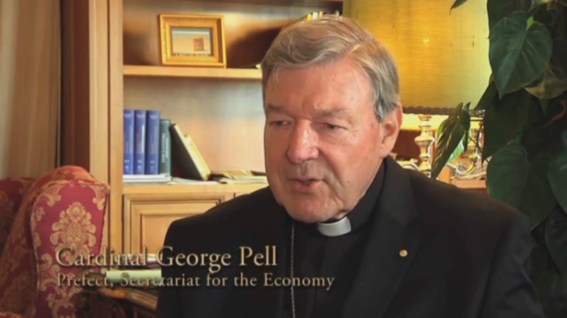 Cardinal George Pell (Photo: youtube)