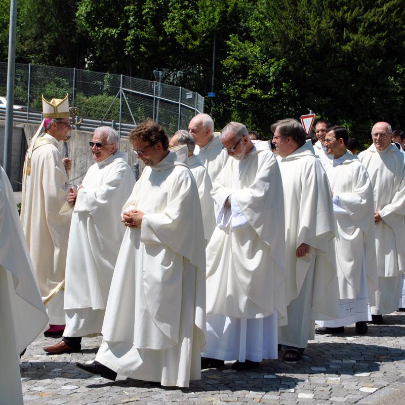 rencontrer le pape à rome Saint-Louis