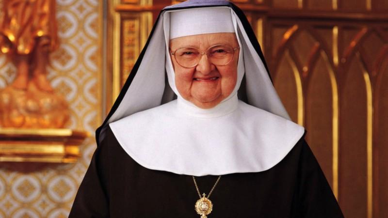 Mère Angelica, défunte fondatrice du réseau EWTN  (Photo:   www.ewtn.com)