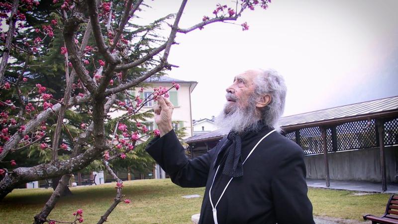 Gabriel Pont, chanoine du Grand Saint-Bernard (1917-2016) (photo DR)