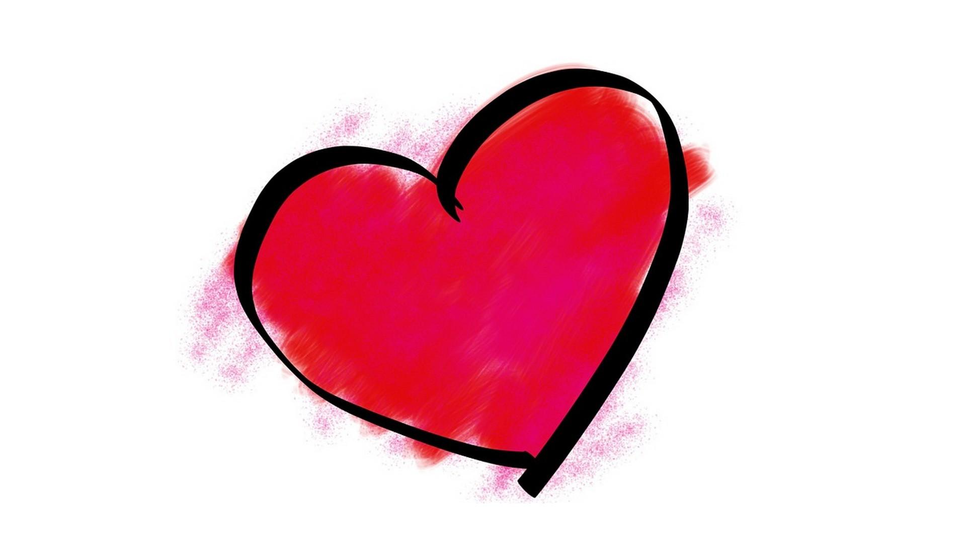 Comment saint valentin est devenu le patron des amoureux - Un coeur amoureux ...