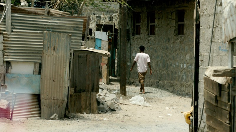 """Scène de rue à Aden, au Yémen. (Photo: Flickr/fiat.luxury/<a href=""""https://creativecommons.org/licenses/by-nd/2.0/legalcode"""" target=""""_blank"""">CC BY-ND 2.0</a>)"""