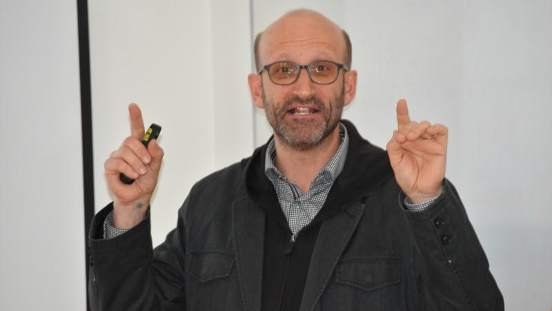 Fribourg Le diacre Martin Brunner-Artho, directeur de 'Missio' |© Jacques Berset
