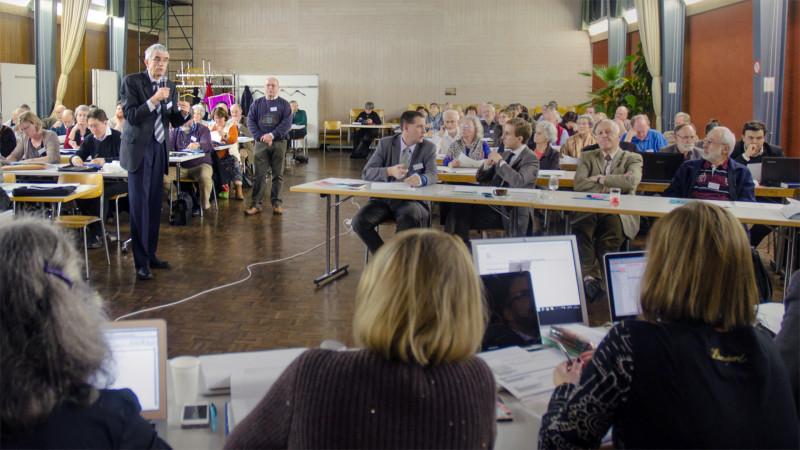 Une séance du Synode de l'EERV (Photo: eerv.ch)