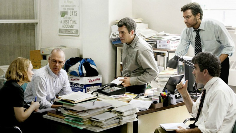 """Spotlight"" a obtenu l'Oscar du meilleur film. (Photo: DR)"
