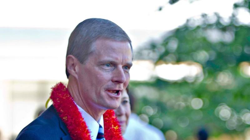 Le leader mormon David A. Bednar (Photo:BYU-Hawaii/Flickr/CC BY-NC-ND 2.0)