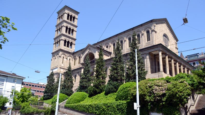 L'Eglise Notre-Dame de Zurich deviendra-t-elle cathédrale? (Photo:Andrea Moresino)
