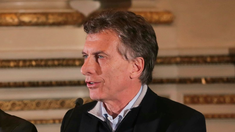 "Le président argentin Mauricio Macri est sous le feu des critiques. (Photo: Maria Ines Ghiglione/Flickr/<a href=""https://creativecommons.org/licenses/by-nd/2.0/legalcode"" target=""_blank"">CC BY-ND 2.0</a>)"