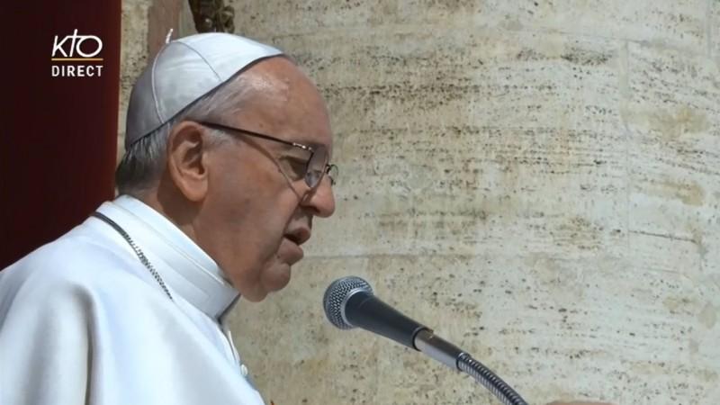 Le pape François (Photo:  kto)