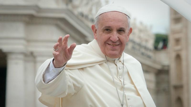 """Le pape François dirigera lui-même la section """"migrants"""" du nouveau dicastère (Photo:Aleteia/Flickr/<a href=""""https://creativecommons.org/licenses/by-sa/2.0/legalcode"""" target=""""_blank"""">CC BY-SA 2.0</a>)"""