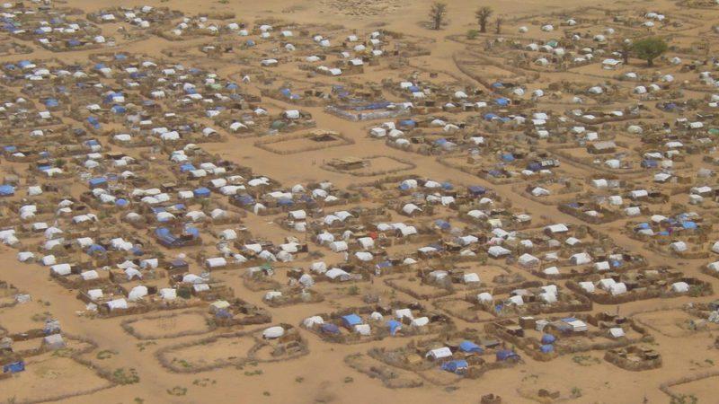 Le moine Copte Gabriel El Anthony a été enelvé à proximité du camp de Nyala au Darfour. (Photo: DR)