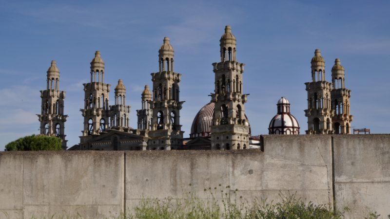 La basilique de Palmar de Troya, en Andalousie, siège de l'Eglise palmarienne dissidente (photo Flickr acojona CC BY 2.0)