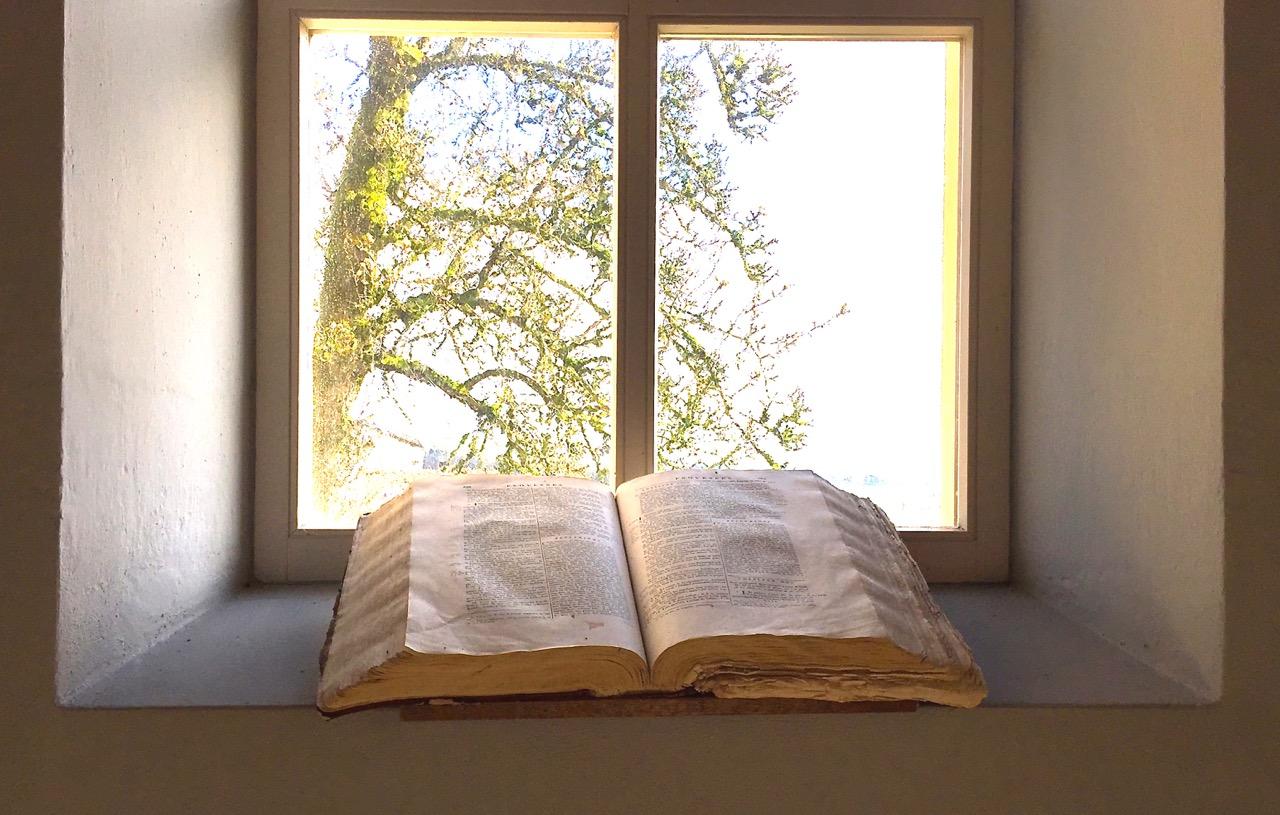 Regard oblique sur la bible - Table pastorale de la bible en ligne ...