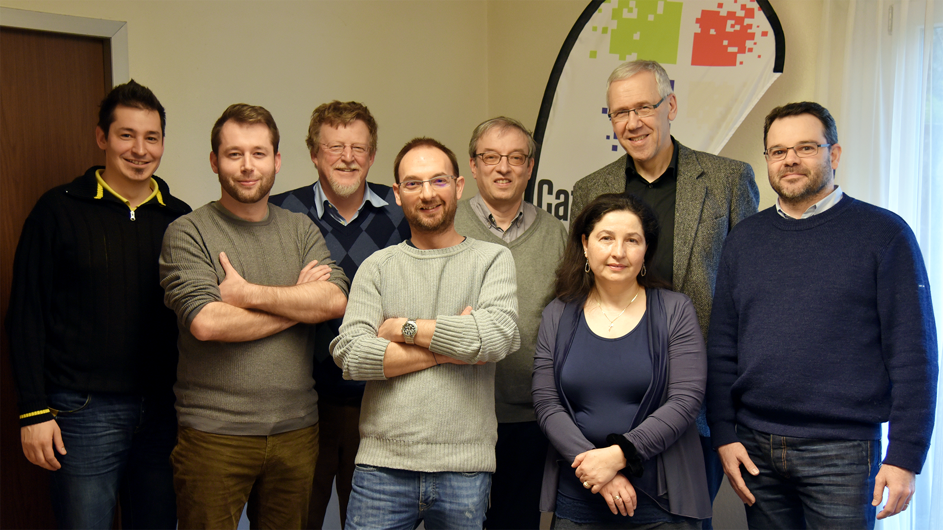 L'équipe de cath.ch