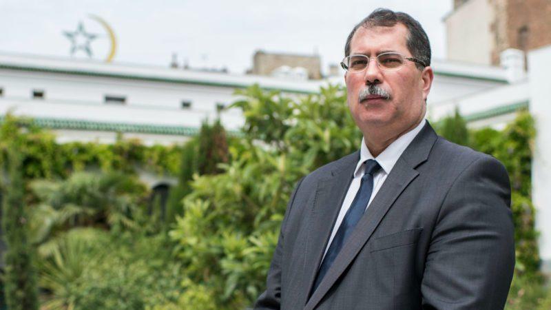Anouar Kbibech, président du Conseil français du culte musulman (Photo:   CFCM)