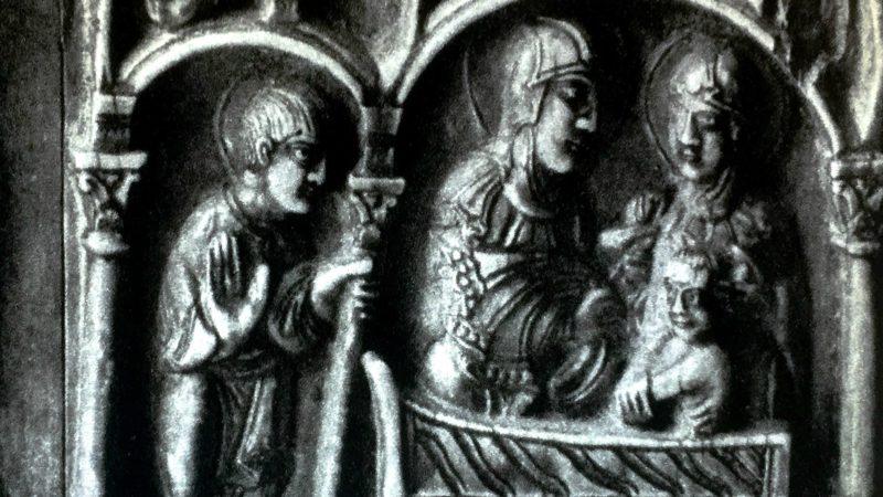 Résurrection du fils de la veuve, San Milla de la Cogolla.
