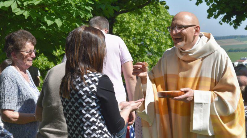 Abbé Jean-Jacques Theurillat, vicaire épiscopal du Jura pastoral (Photo: Jacques Berset)